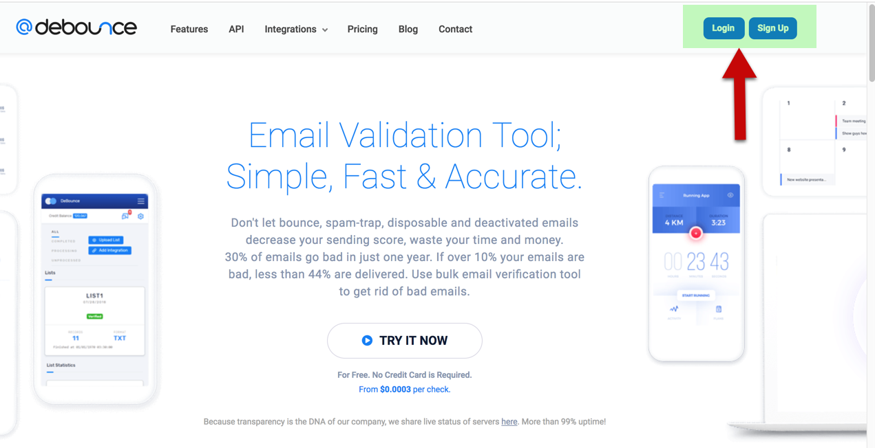 How to Setup Real-Time Email Verification | LeadsHook